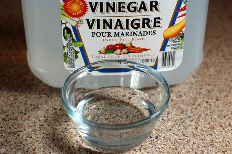 White Vinegar is particularly useful as an environmentally friendly cleaner